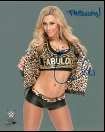 SIGNED WWE WOMENS WRESTLING PHOTOS