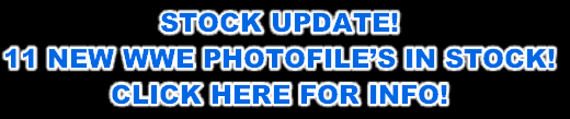 STOCK UPDATE!